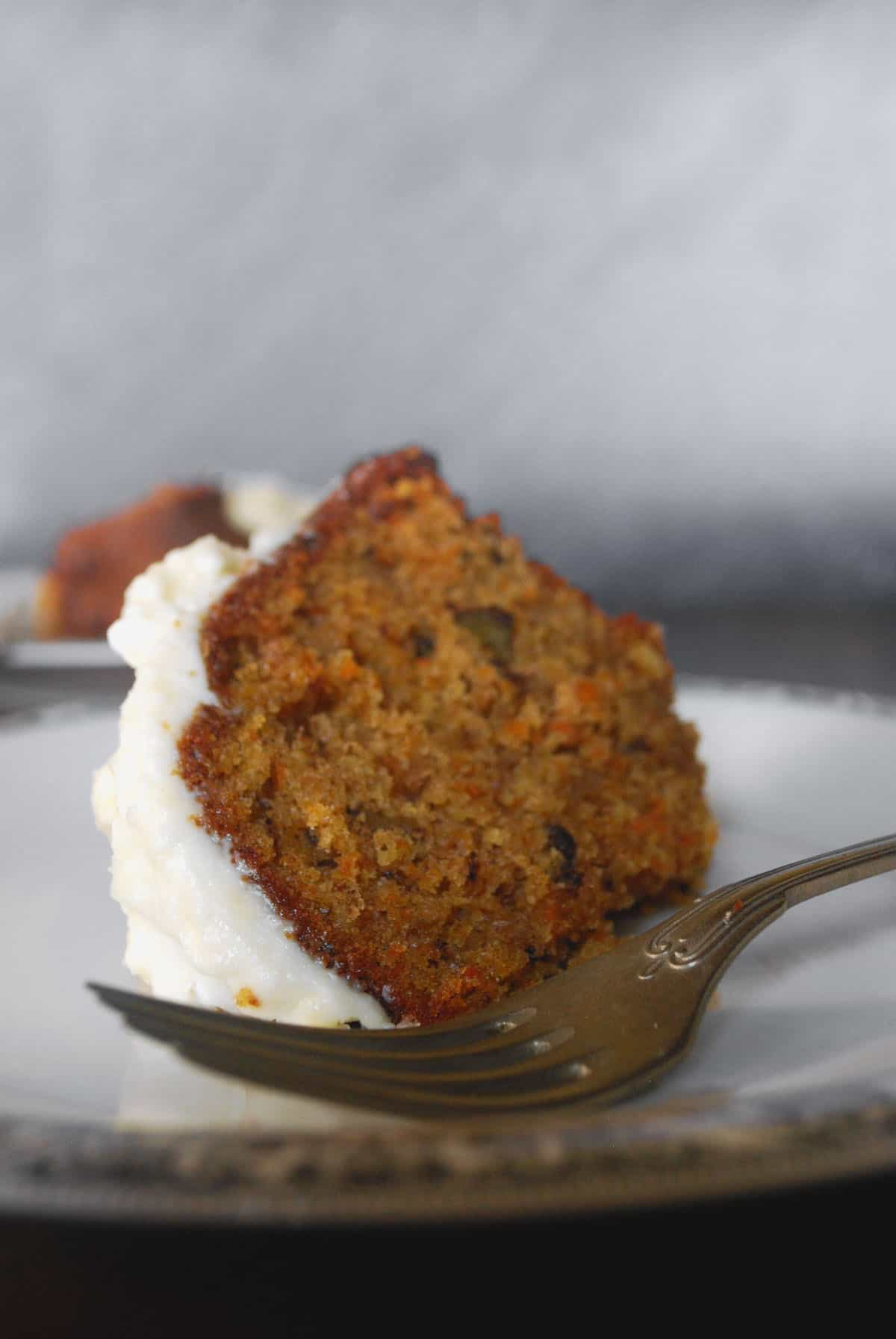 carrot cake, κέικ καρότου