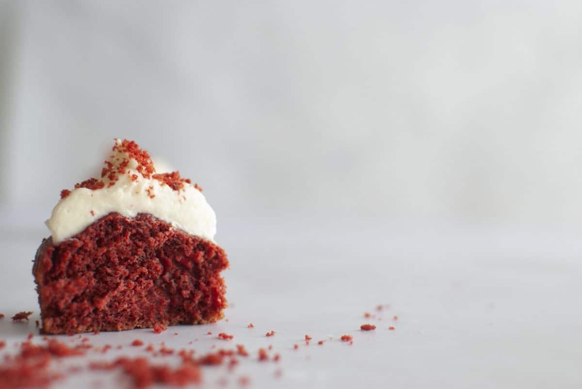 red velvet το απόλυτο, με frosting τυριού
