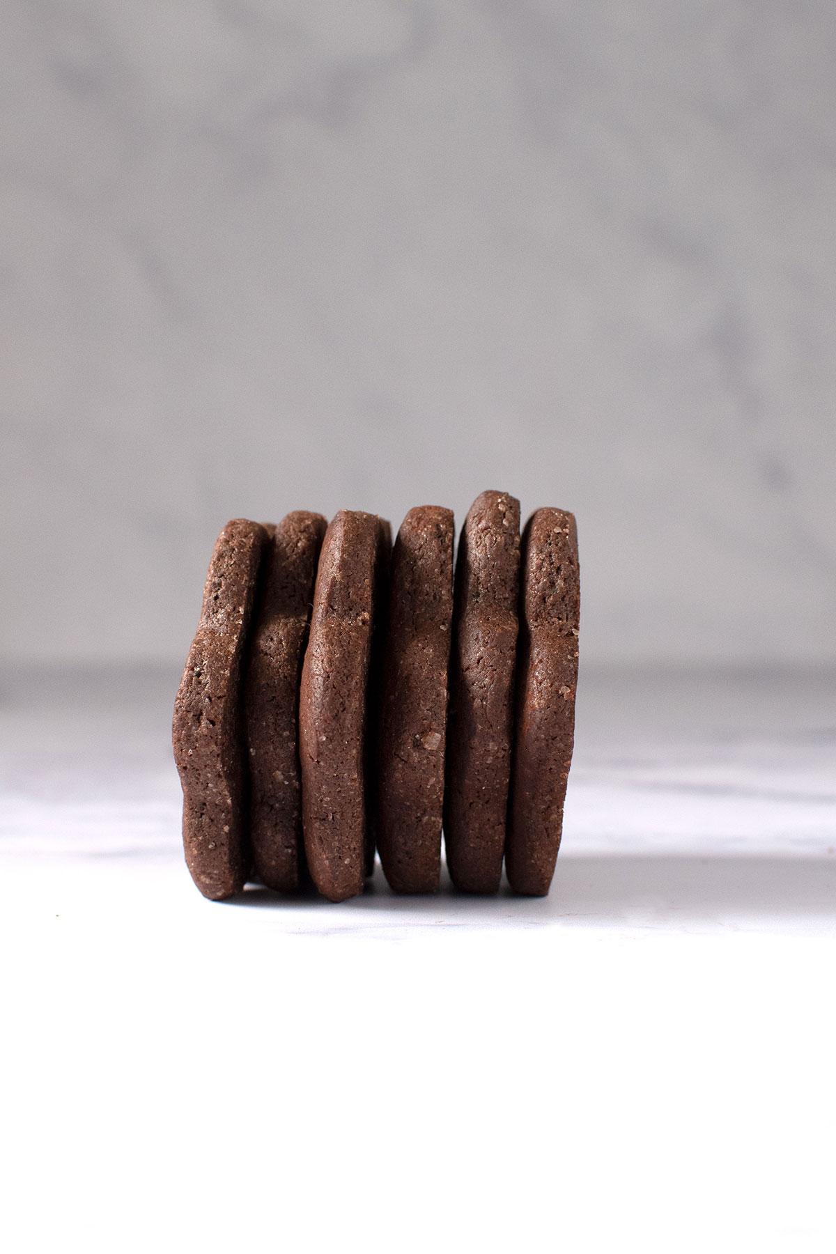 εύκολα μπισκότα σοκολάτας